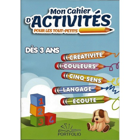 mon-cahier-d-activites-pour-les-tout-petits des 3 ans-tijara.shop