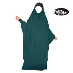 jilbab-2-pcs-aisha-bleu-canard-mouhajiroun-tijara.shop
