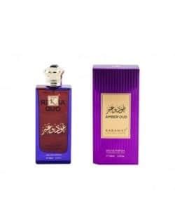 parfum amber oud-karamat-100ml-tijara.shop