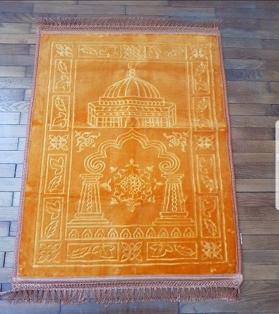 tapis matelasse orange-tijara.shop