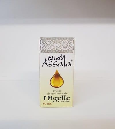 huile de nigelle coranise assala 60 ml-tijara.shop