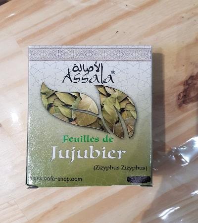 feuille de jujubier-tijara.shop