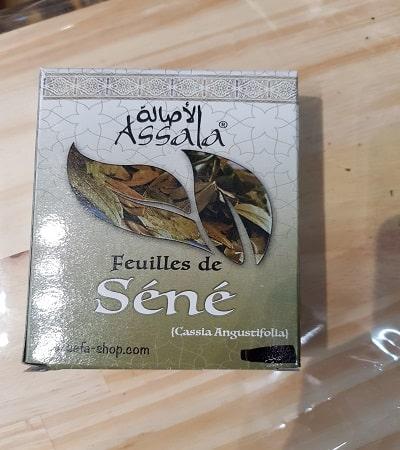 feuille de séné-tijara.shop