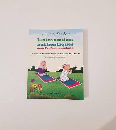 les invocation authentique pour enfant 1-tijara.shop