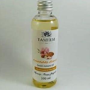 huile amande douce tameem-100ml-tijara.shop